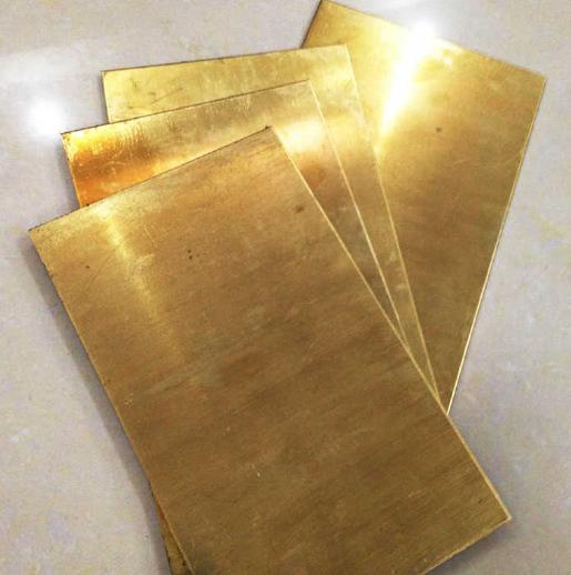 九龙黄铜板